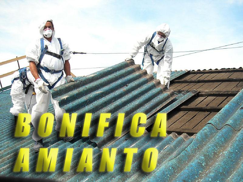 BANDO PUBBLICO PER EROGAZIONE CONTRIBUTI PER BONIFICA MANUFATTI CONTENENTI AMIANTO