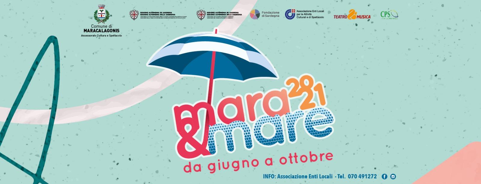ANIMAZIONE PER BAMBINI - Rassegna Mara&Mare – 3a edizione