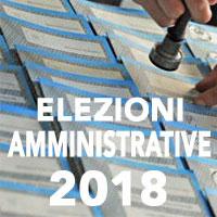 ELEZIONI AMMINISTRATIVE 2018