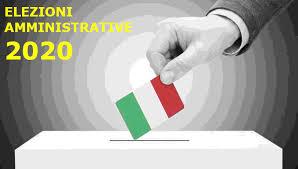 LISTE DI CANDIDATI A SINDACO E CONSIGLIERE COMUNALE-AMMINISTRATIVE 2020