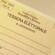 AVVISO ORARIO APERTURA UFFICIO ELETTORALE PER RILASCIO TESSERE ELETTORALI