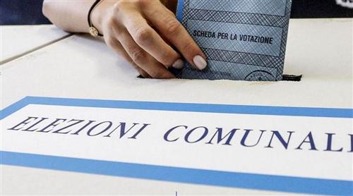 MANIFESTO CANDIDATI - ELEZIONI AMMINISTRATIVE 25/26 OTTOBRE 2020